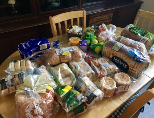 Thank-you to Waitrose and Veris