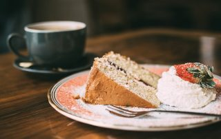 Coffee Cake Chat