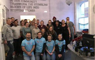 TUI volunteers job well done