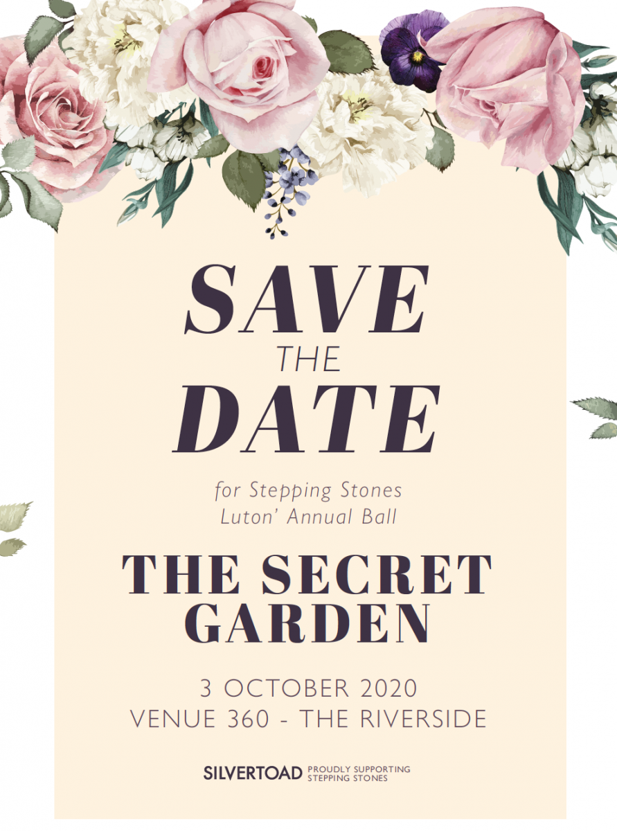 Secret Garden - Charity Ball 3rd October 2020