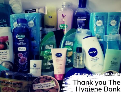 Thank you again, The Hygiene Bank Luton!