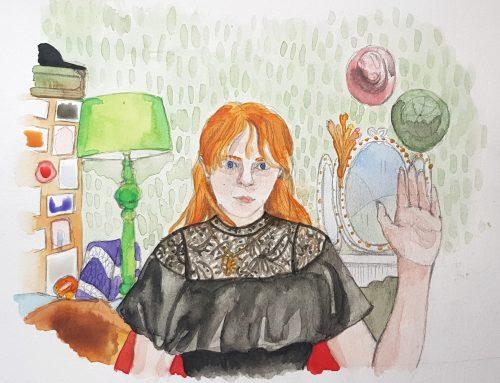International Women's Day art