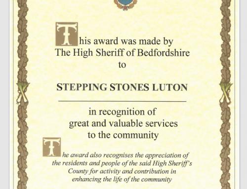 High Sheriff Award 2021
