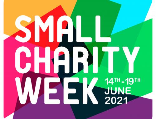 Supporting #SmallCharitiesWeek2021